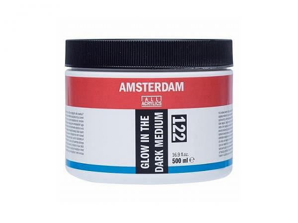 Malmittel Talens Amsterdam Glow in the dark 122 500ml