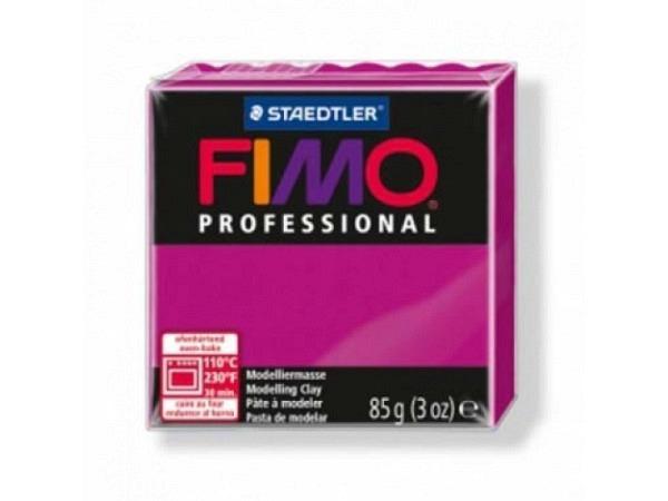 Knetmasse Staedtler Fimo Professional echtmagenta