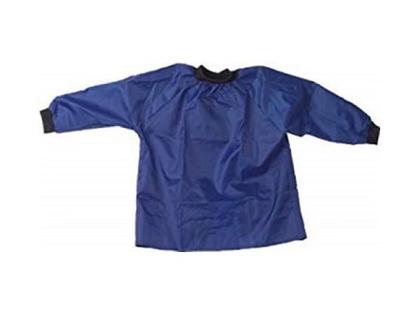 Malschürze für Kinder dunkelblau, Grösse 104-128