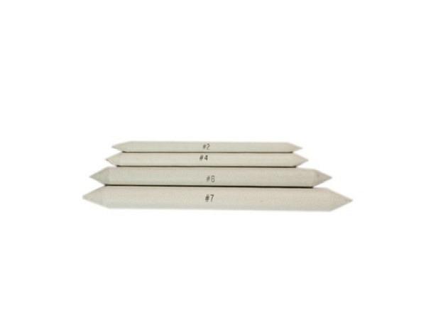 Verwischer Set 4Stk. 7x120mm, 9x145mm, 12x153mm, 14x175mm