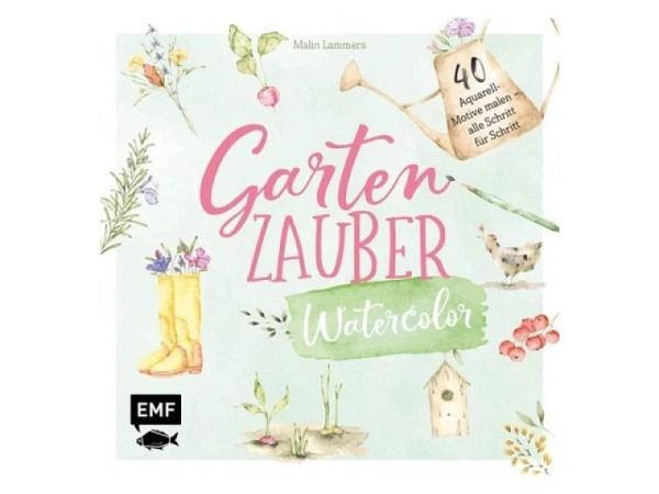 Buch Aquarell malen - Motive inspiriert von der Natur