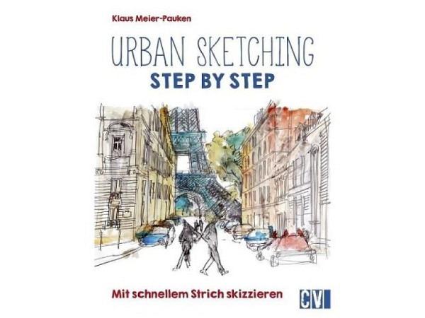 Buch Urban Sketching Step by Step