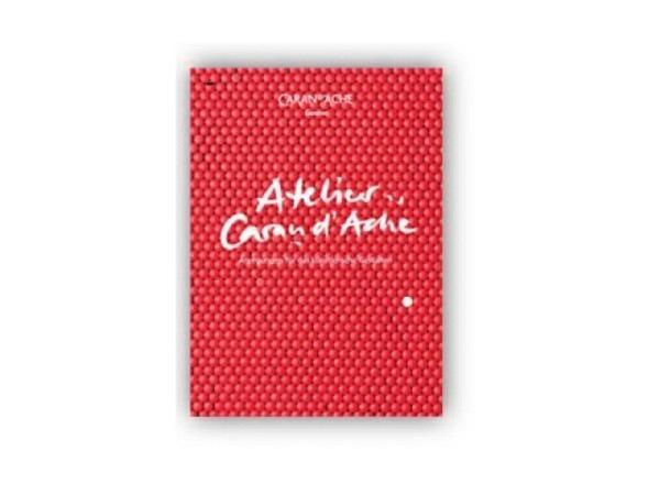 Buch Caran dAche Atelier, 192 Seiten