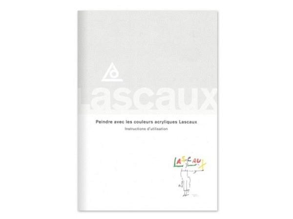 Broschüre Malen mit Lascaux von Barbara Diethelm, Leitfaden