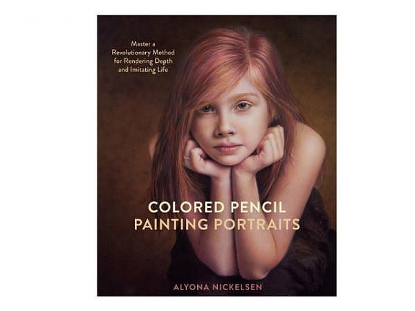 Buch Colored Pencil Painting Portraits
