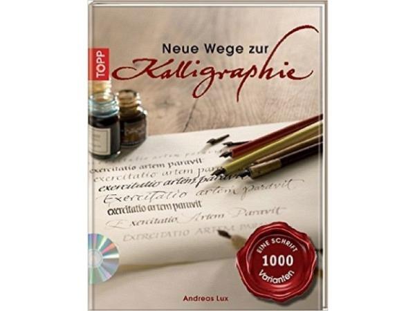 Buch Neue Wege zur Kalligraphie