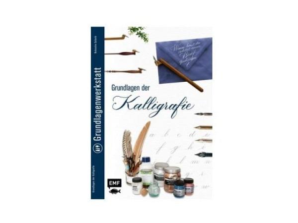 Buch Grundlagenwerkstatt Grundlagen der Kalligrafie