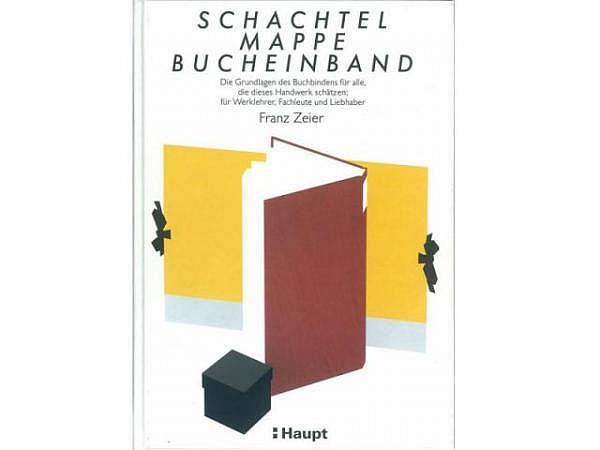 Buch Schachtel Mappe Bucheinband, Die Grundlagen