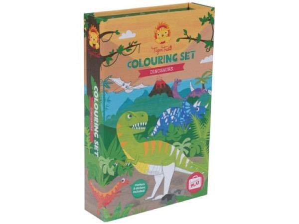 Malbuch Pepin Postcard Colouring Book India