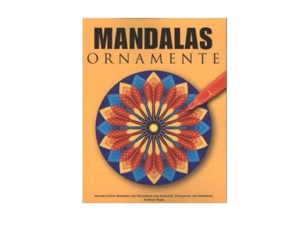 Buch Mandalas Ornamente, Wunderschöne Mandalas