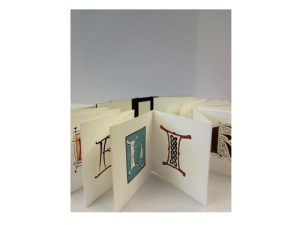 Kalligrafie mit Regula Monnet Nr. 72