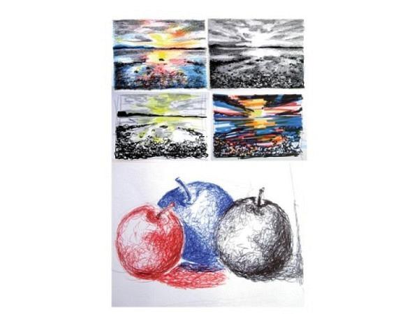 Zeichnen - von der Skizze bis zur Illustration bei Martine Rhyner Nr. 66
