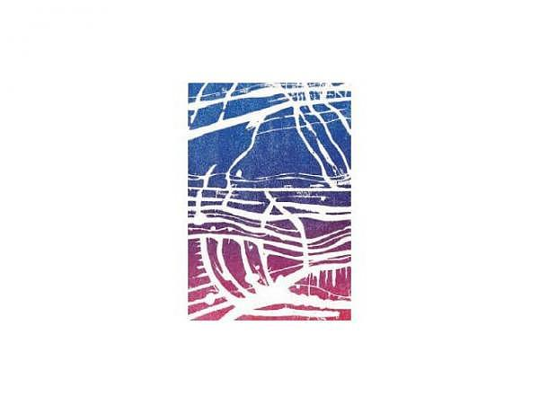Linoldruck bei Dario Benigno, Nr. 56