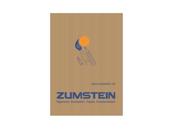 Flachbeutel Zumstein 13x20cm für A6-Formate