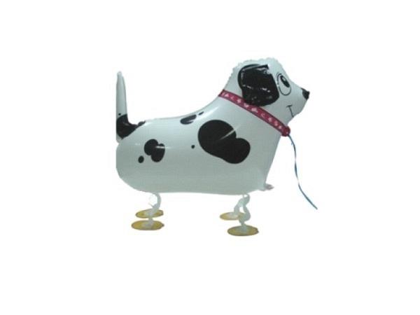 Ballone Folie ungefüllt Air-Walkers Hund