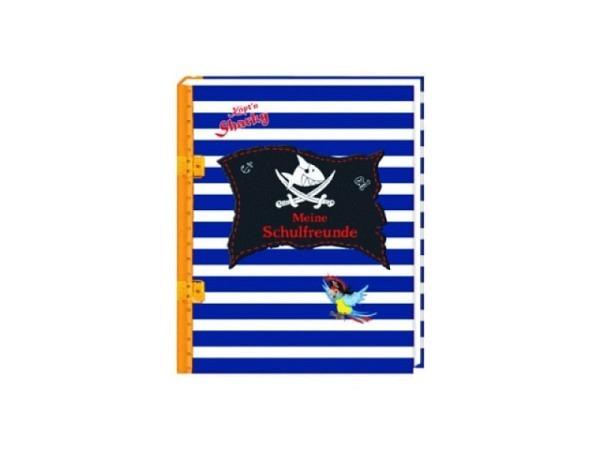 Freundschaftsbuch Captn Sharky Meine Schulfreunde