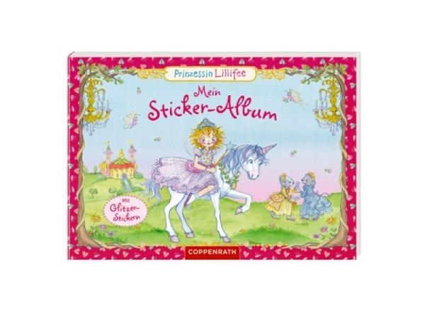 Aufkleberalbum Prinzessin Lillifee Mein Sticker Album