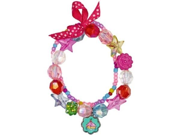Armband Prinzessin Lillifee, zauberhaftes Armband aus bunten Schmucksteinen