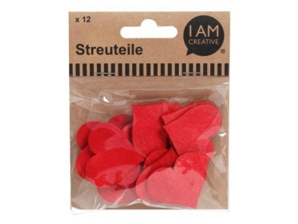 Blumenstecker bunte Blume 10x10x44cm aus Metall