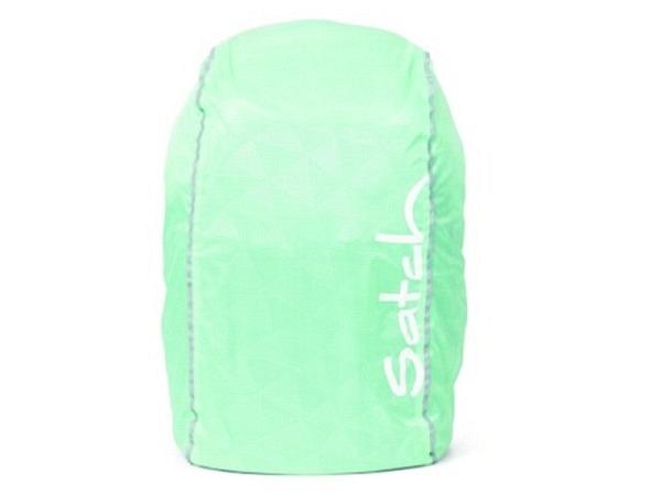 Regenschutz Ergobag Regencape für alle Satch Modelle lila