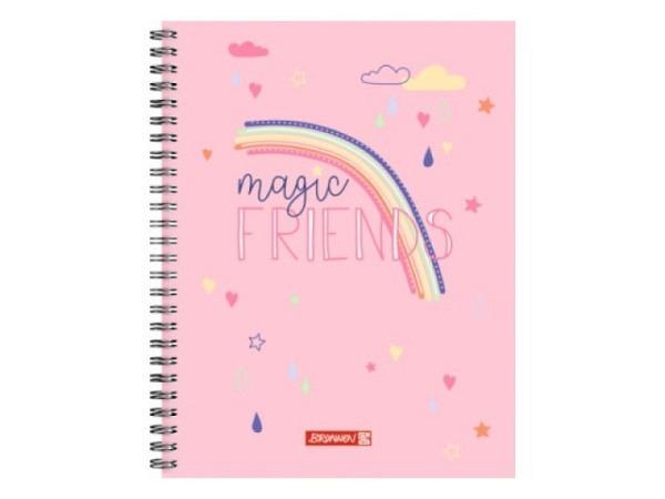 Freundschaftsbuch Artoz Pirat 20,5x14,5cm buntes Buch