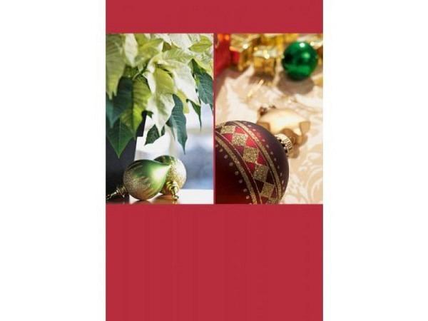 Kartenbox Unicef Christmas Glow 11,7x17,3cm, 5x2 Motive