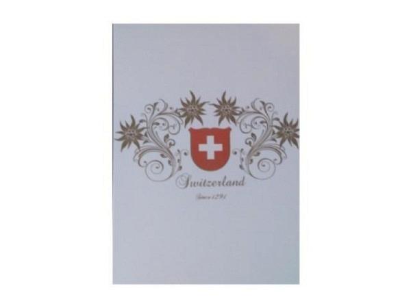 Postkarte Hartung InTouch 10,4x14,8cm, Gute Besserung, Auch wenn es dir im Moment nicht gut geht und