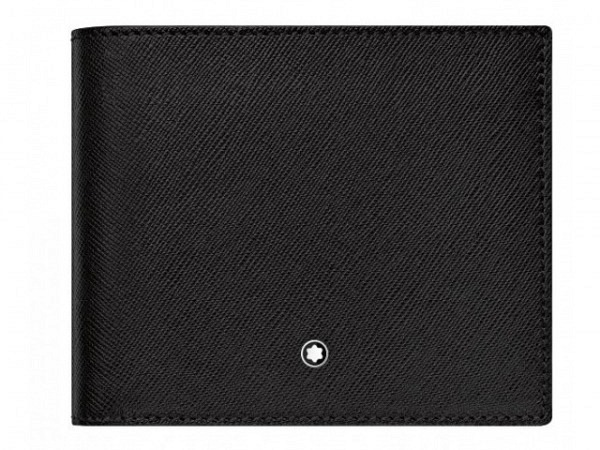 Portemonnaie Montblanc Sartorial schwarz