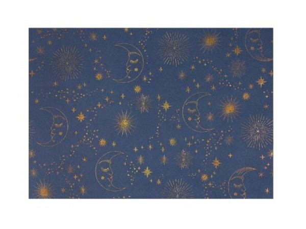 Geschenkpapier Artebene Herzchen farbig sortiert
