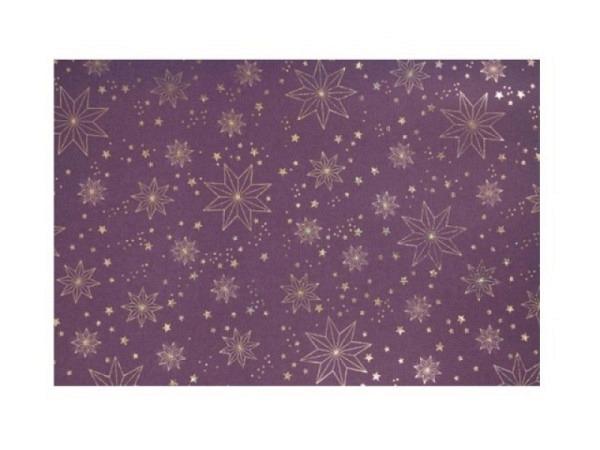 Geschenkpapier Pink Theme 4er Set aus Indien 50x70cm