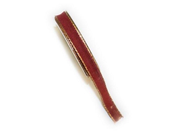 Geschenkband Bordeaux 15mmx4m