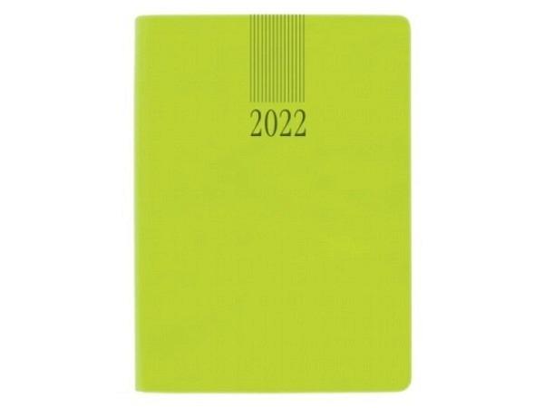 Agenda Biella Memento hellgrün 7 Tage auf 2 Seiten