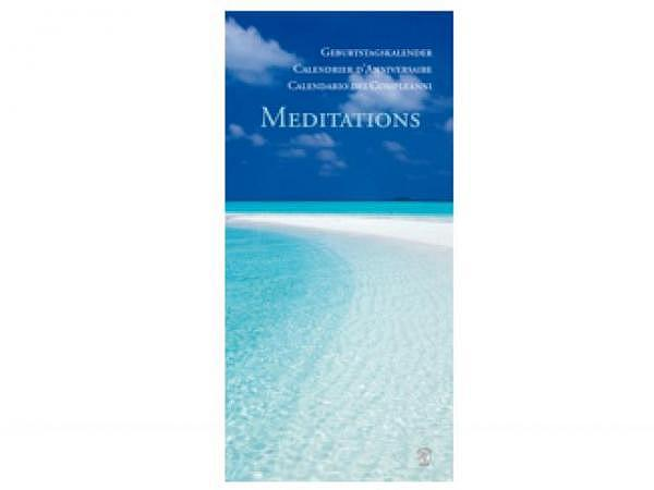 Geburtstagskalender Alfa Kartos Meditations