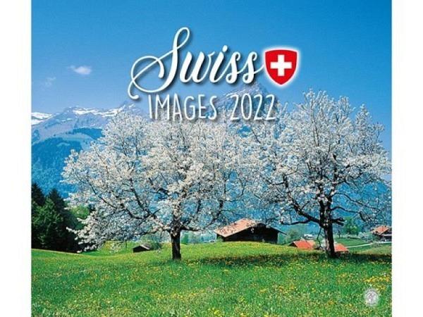 Kalender Swiss Images 2018, 34x30cm, Verlag Alfa Kartos