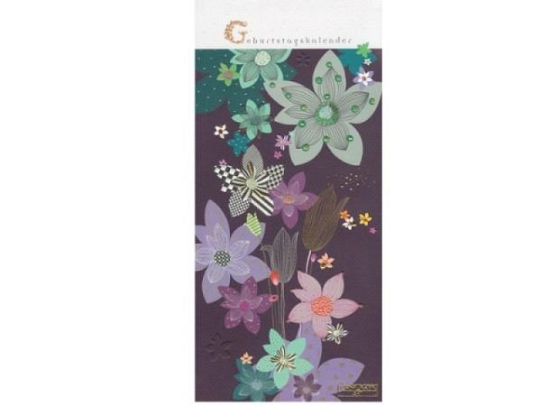 Geburtstagskalender Turnowsky Annas Flowers