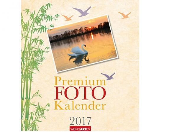 Bastelkalender Weingarten Premium Foto Kalender Bambus 2017