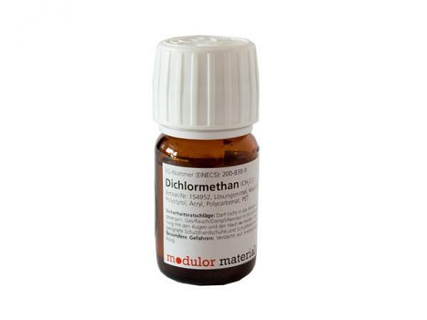 Leim Dichlormethan 100ml organisches Lösungsmittel, Klebstoff für Polystyrol, Acrylglas (XT und GS),