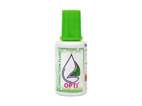 Korrekturmittel Opti Fluid 20ml weiss