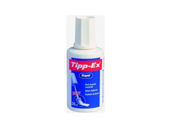 Korrekturmittel Tipp-Ex Rapid 20ml weiss
