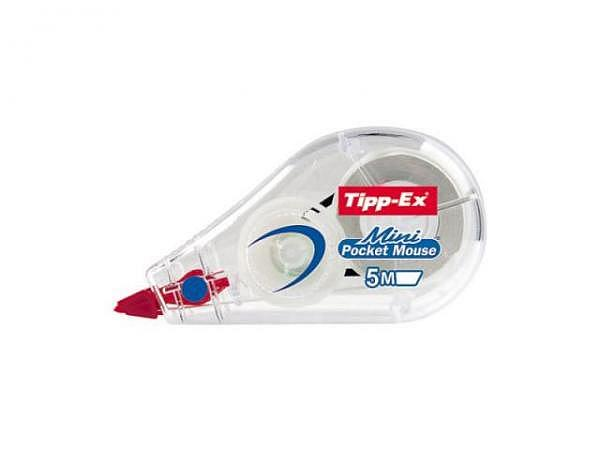 Korrekturroller Tipp-Ex Mini Pocket Mouse 5mmx5m