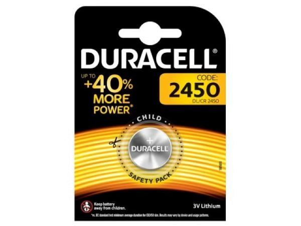 Batterien Duracell Knopf 2032 3,1V