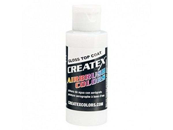 Airbrush Createx Firnis glanz (Gloss Top Coat) 5604 60ml