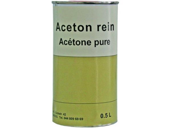 Aceton rein 500ml