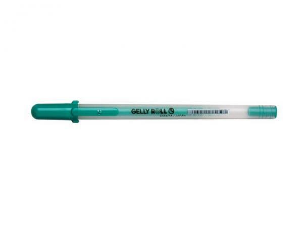 Roller Sakura Gelly Roll Moonlight Stift fluoreszierend grün 29