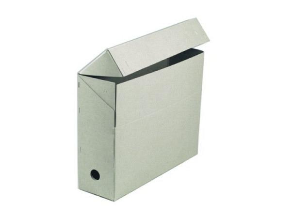 Archivschachtel Büroline A4 grau